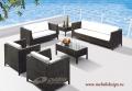 Мебель из ротанга для веранды, кафе, ресторана