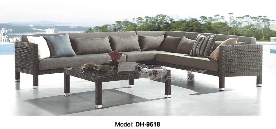 Мебель для летнего кафе и веранды ресторана DH-9618