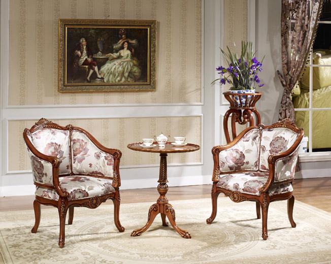 Кресла в стиле барокко