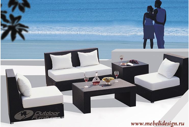 Мебель для летнего кафе DH-686