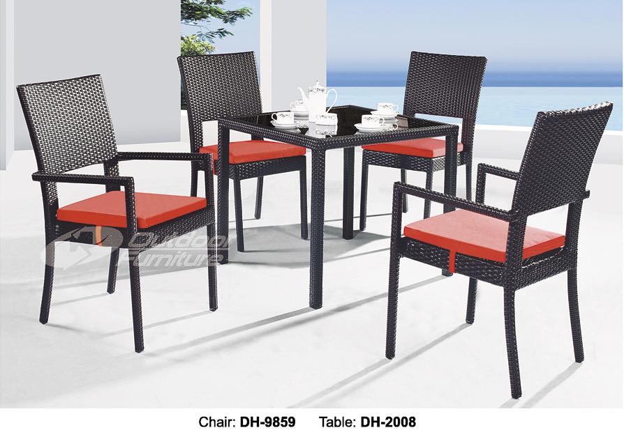 Стол из ротанга DH-9859