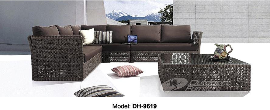 Мебель для летнего кафе DH-9619