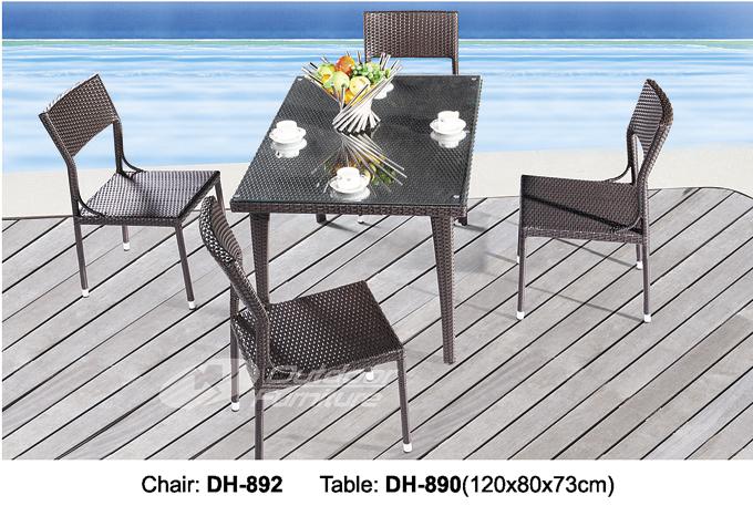 Стол из ротанга DH-892